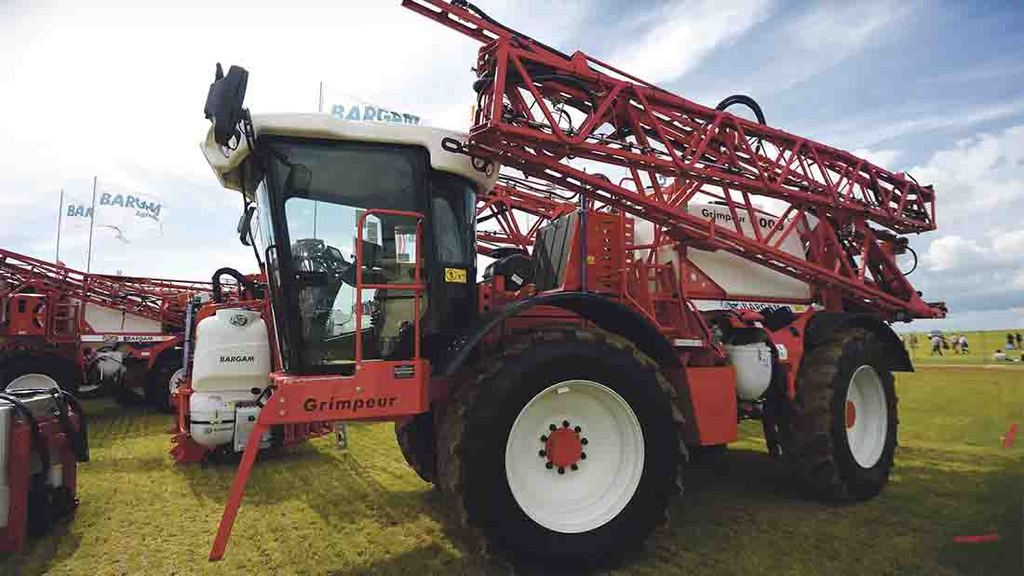 Cereals Event 2016: Latest arable machinery and technology