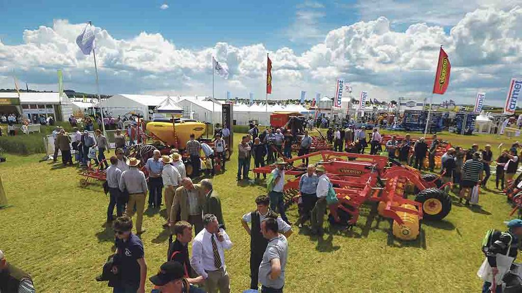 Cereals Event 2016: Latest arable machinery and technology showcased