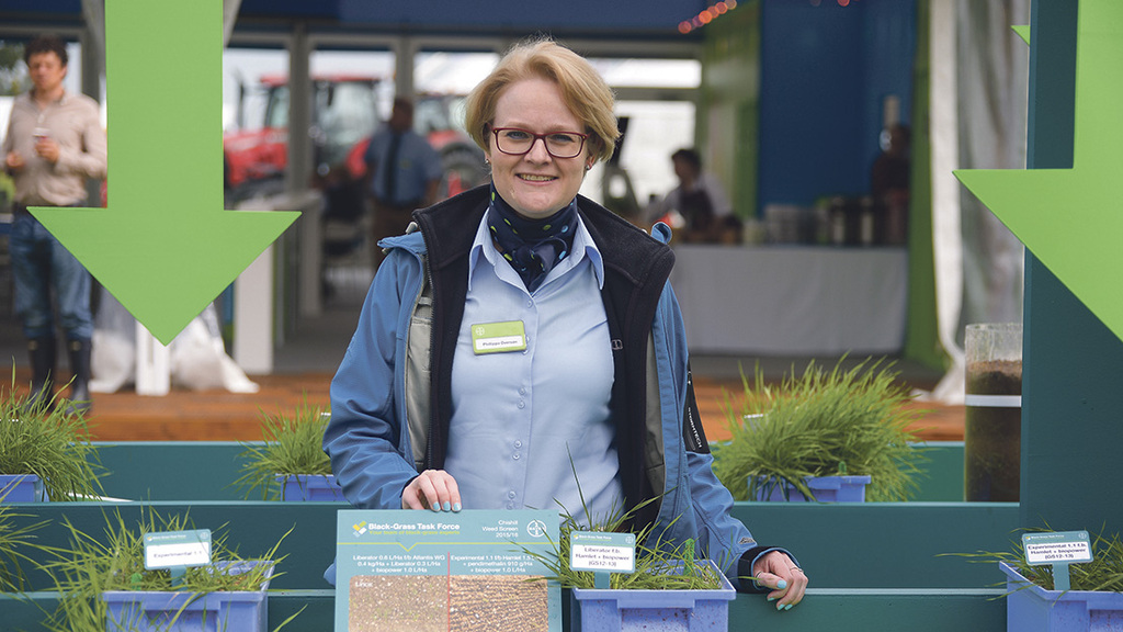 New fungicide and herbicide products launched at Cereals