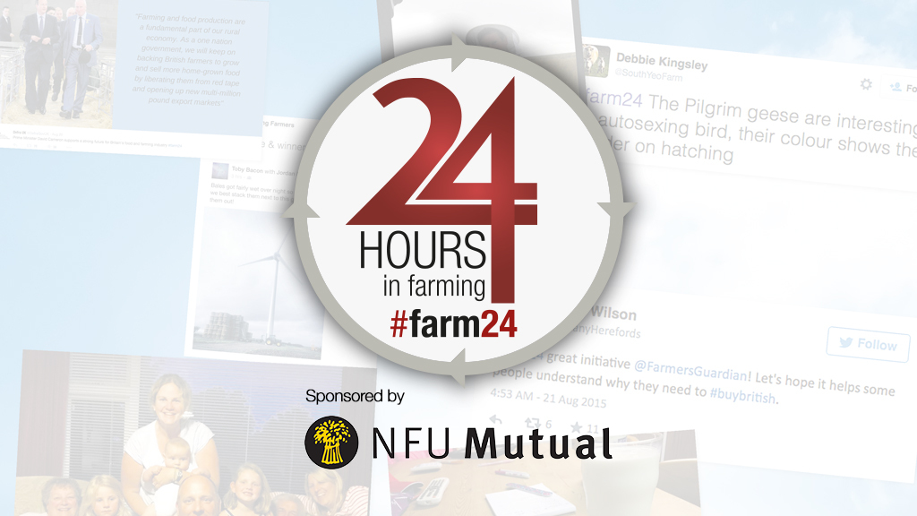 24 Hours in Farming: Our favourite videos