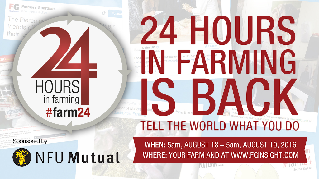 24 hours in farming: Farming needs you
