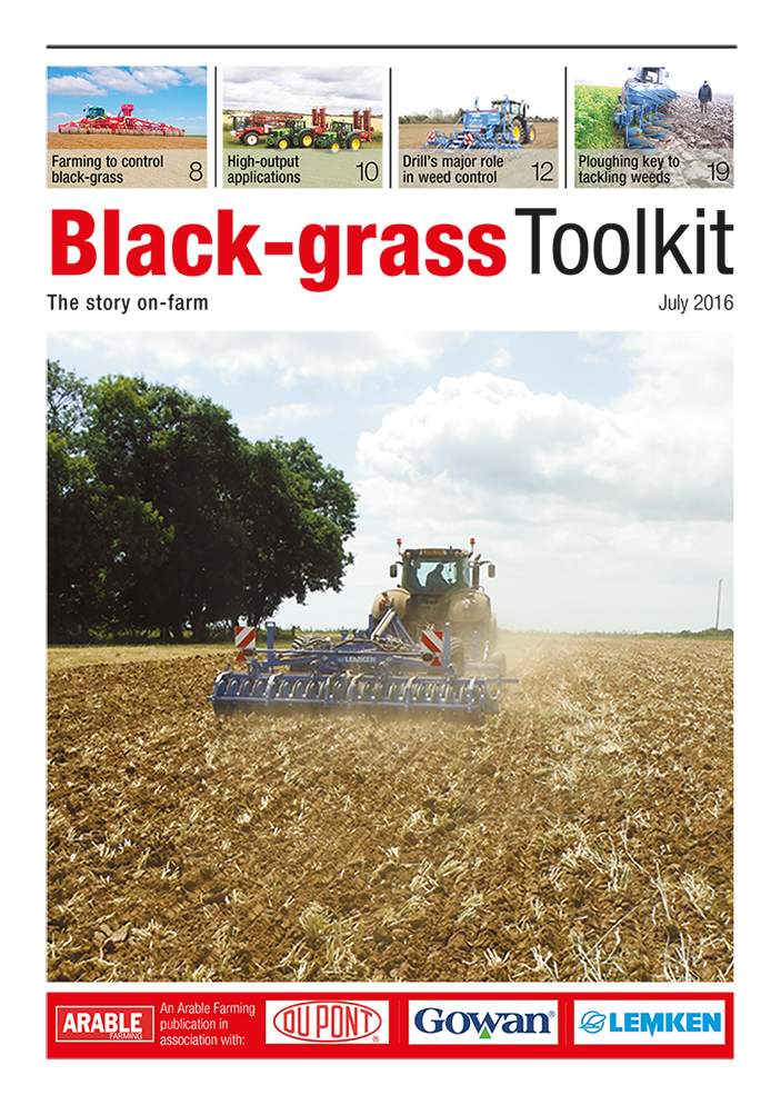 Black-grass Toolkit - July 2016