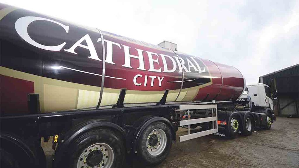 Cathedral City growth offsets butter costs for Dairy Crest