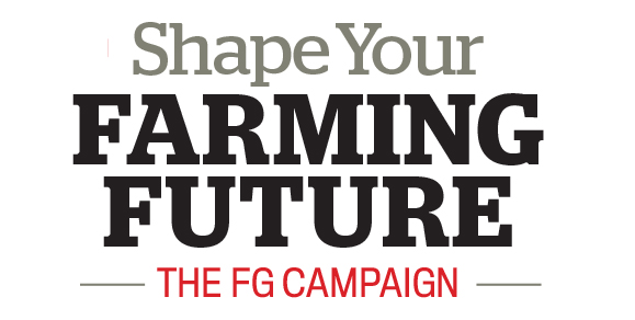 Shape Your Farming Future Campaign