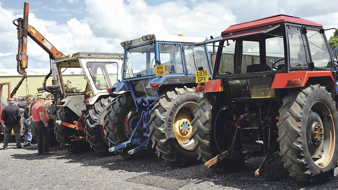 Machinery sale sees increase despite Brexit woes