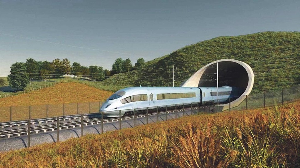 'Outrageous' HS2 land grab rejected by peers