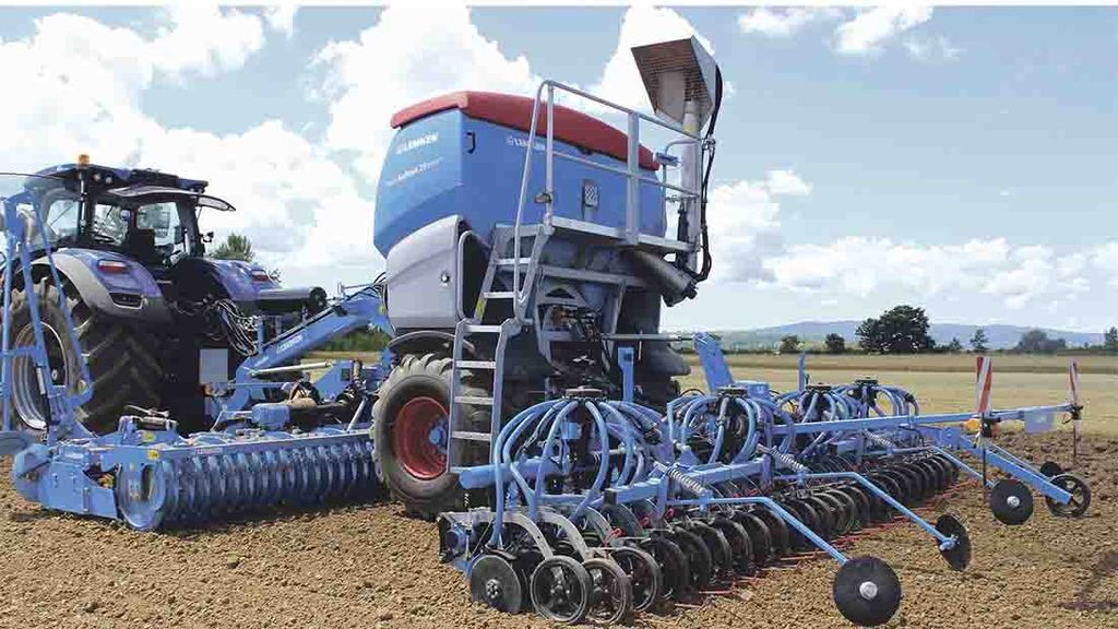 Lemken extends drill portfolio