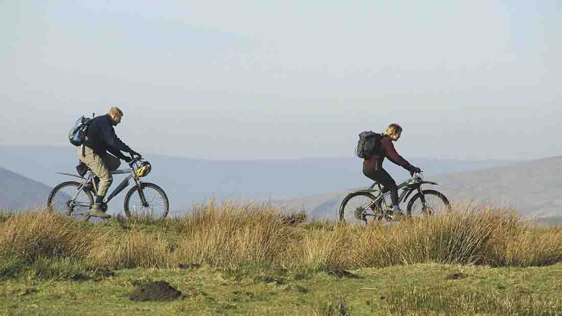 Cyclists have written an open letter to MPs asking for more countryside access in England and Wales