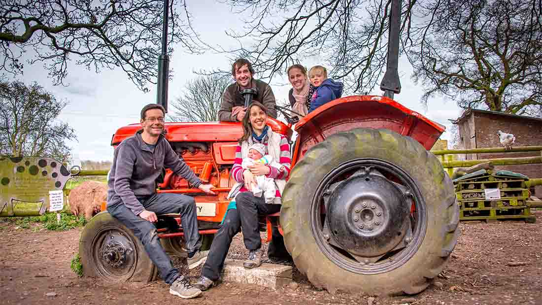 Faced with eviction, family fight to save 700 year farm legacy