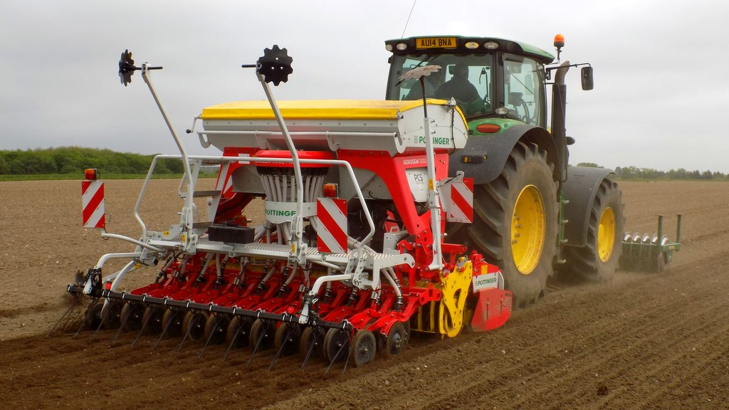 On-test: Versatile drill suits mixed farms