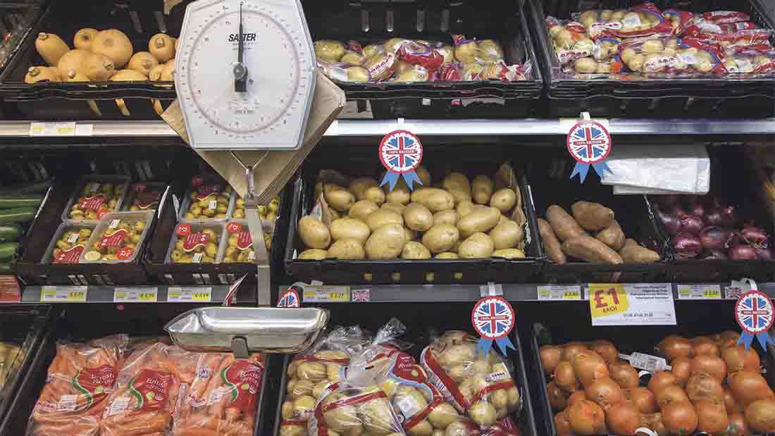 Proud British consumers keen to back British agriculture, says new survey