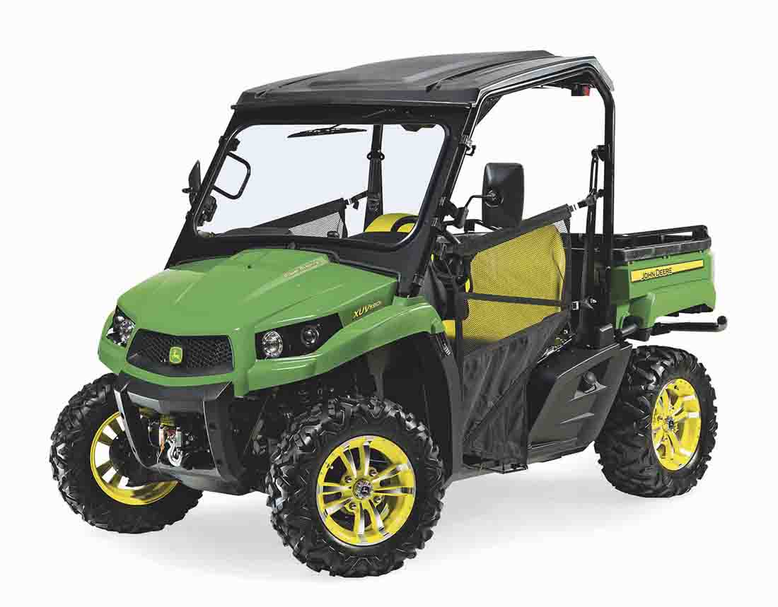 Three new models have been added to JD's growing Gator range.
