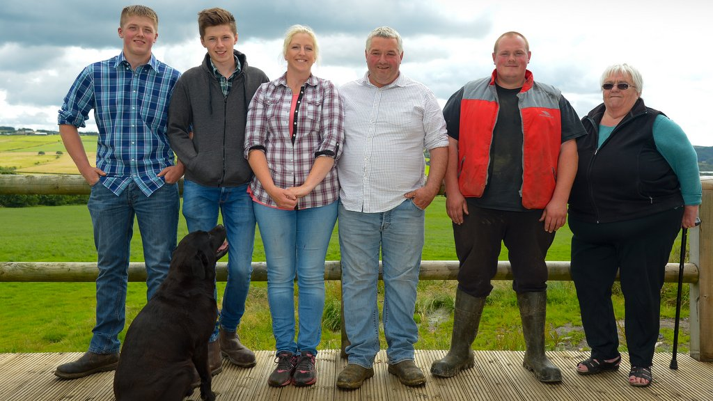 Fielding family farm demonstrates the strength in numbers