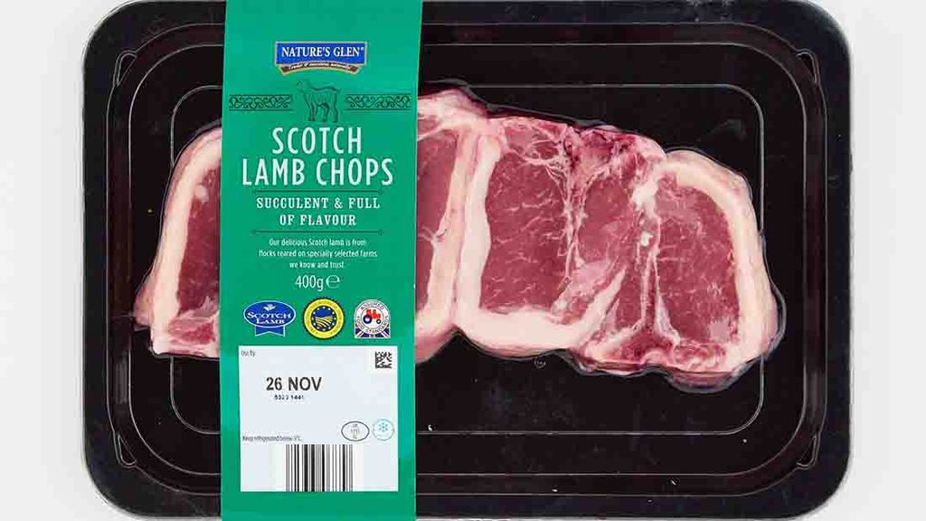 Major supermarkets 'undermine' support for Scottish lamb