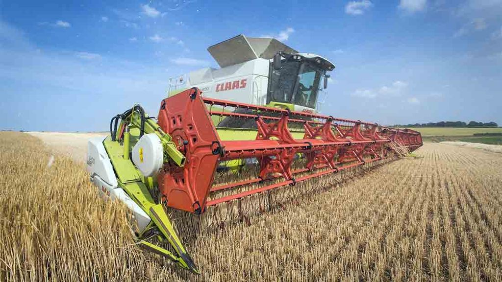 Harvest across the UK