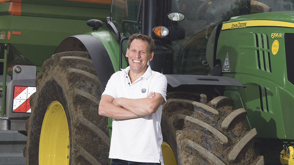 Steve Heard: 'I had no great expectations but our OSR yields so far have been dreadful'