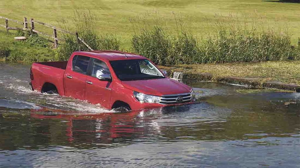 On-test: Hilux hindered by lack of hp