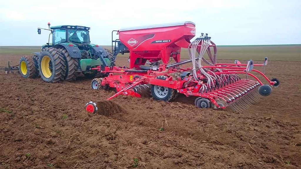 Kuhn expands min till drill range
