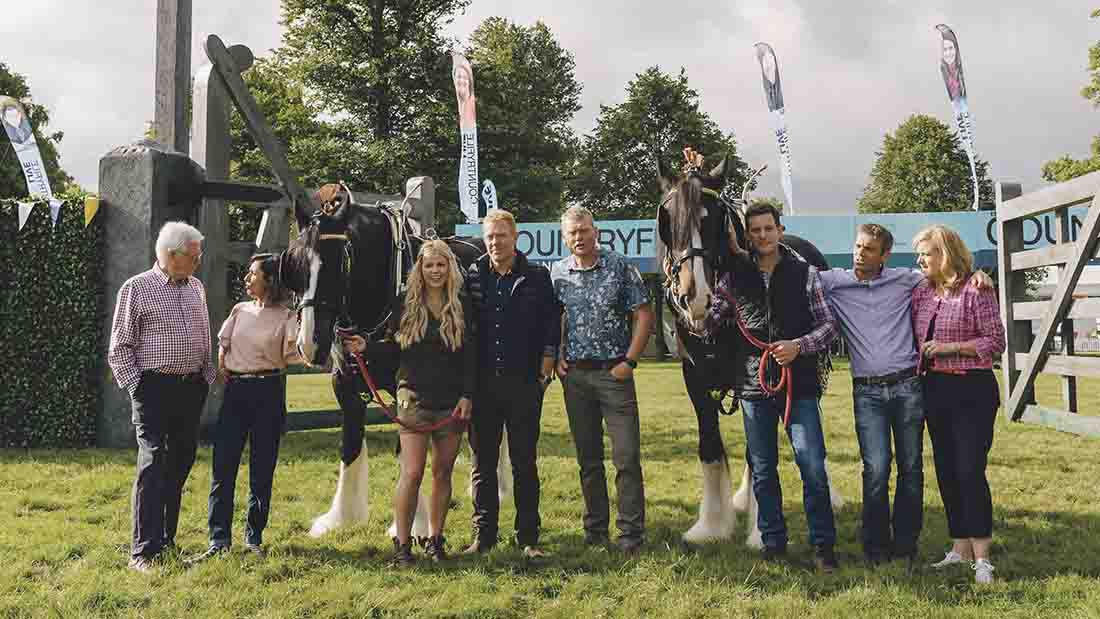 Public shows 'thirst for knowledge' at Countryfile Live