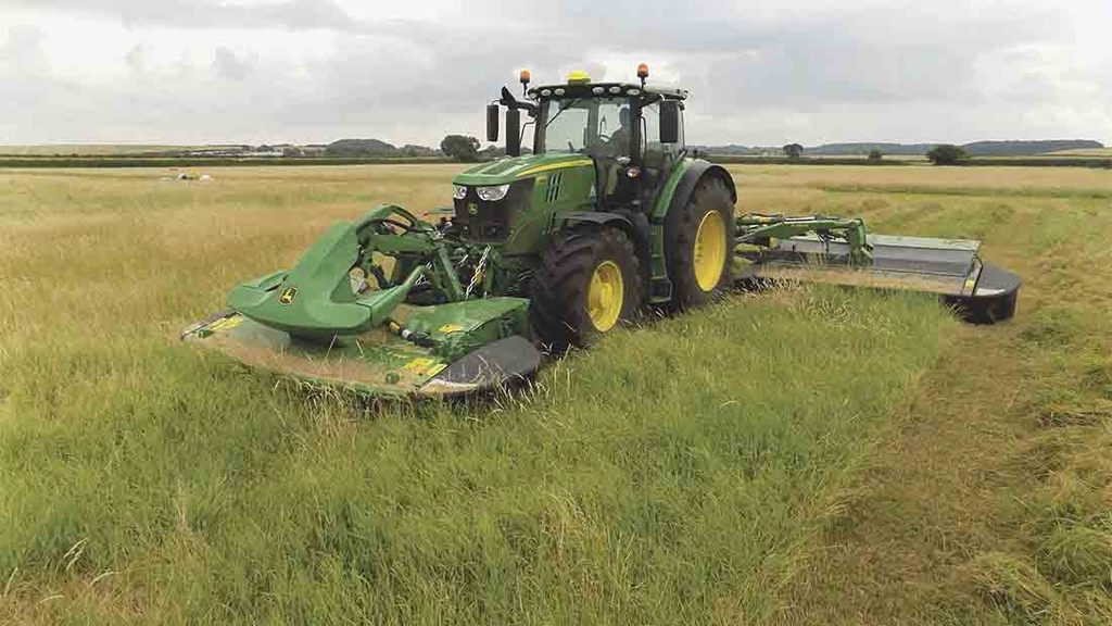 On-test: Latest John Deere triple mowers put through paces
