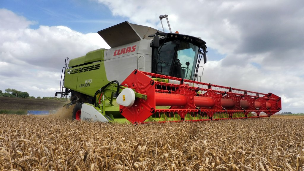 Combines and balers the focus of latest Claas launch