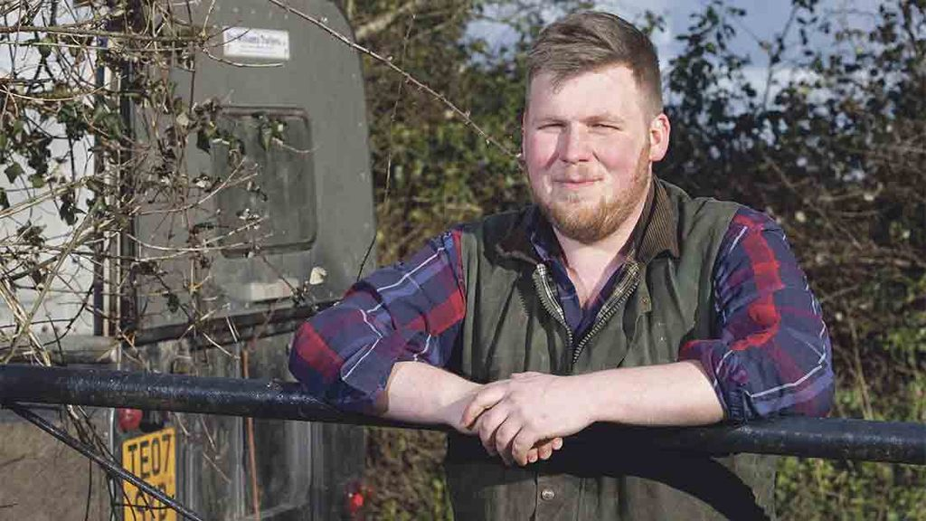 Tesco foundation programme helps young farmers take first steps
