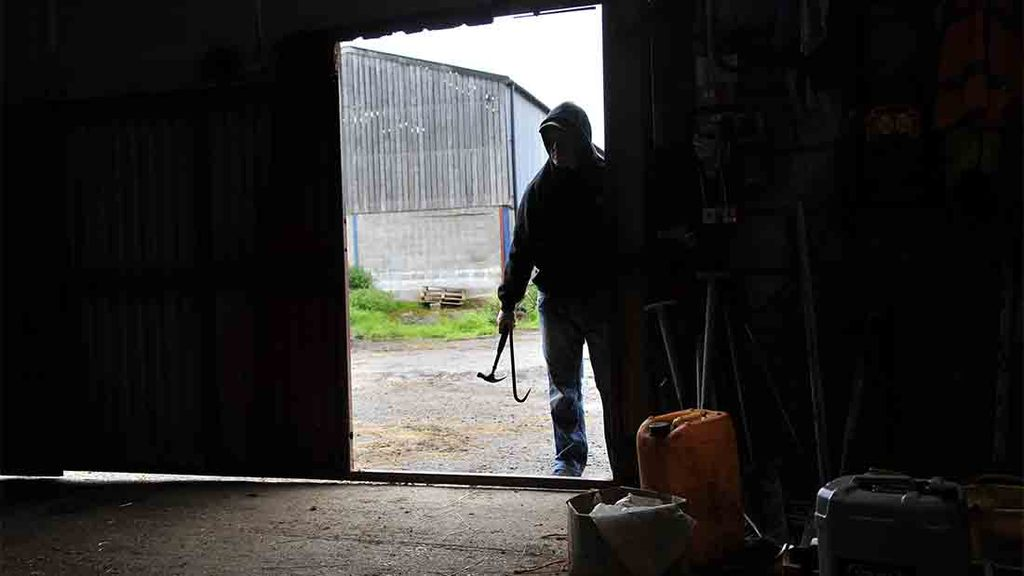 Fight against rural crime needs more effort from police, says NFU