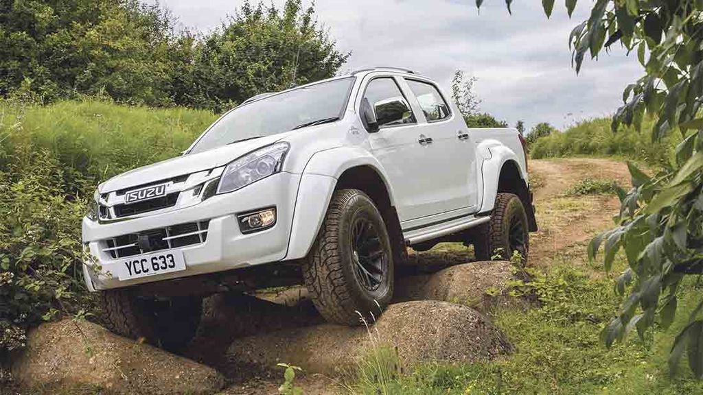 On-test: Arctic Trucks works its magic on Isuzu's D Max