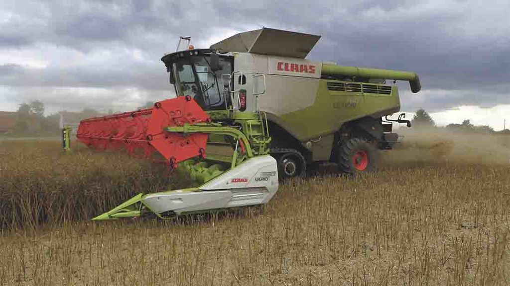 Making the most of combine capacity