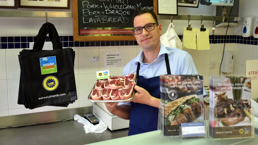 'Put some sizzle into summer' with PGI Welsh beef and lamb