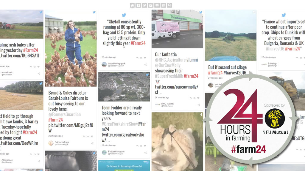 #Farm24 hits 112 million high