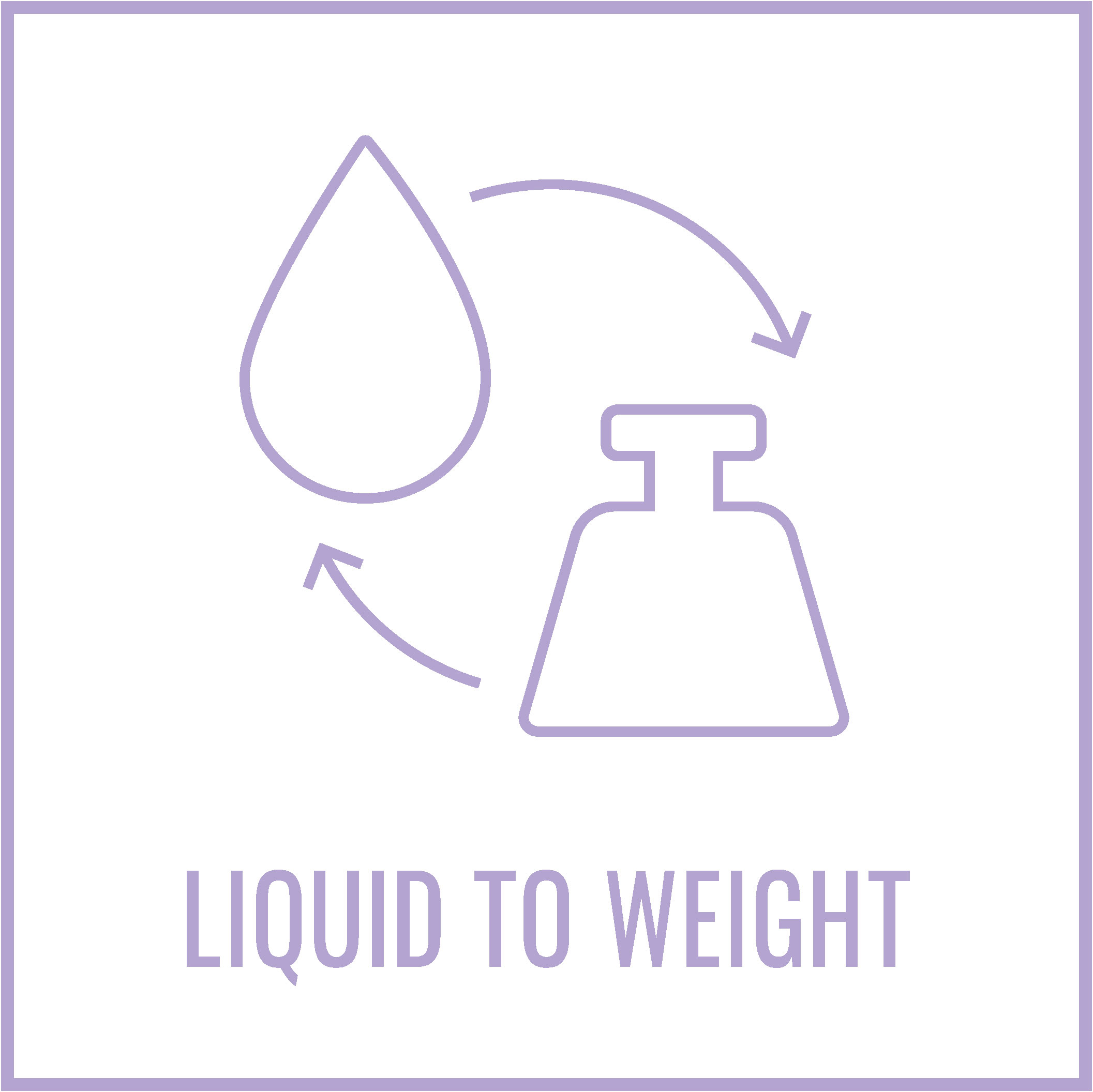 Liquid To Weight Logo