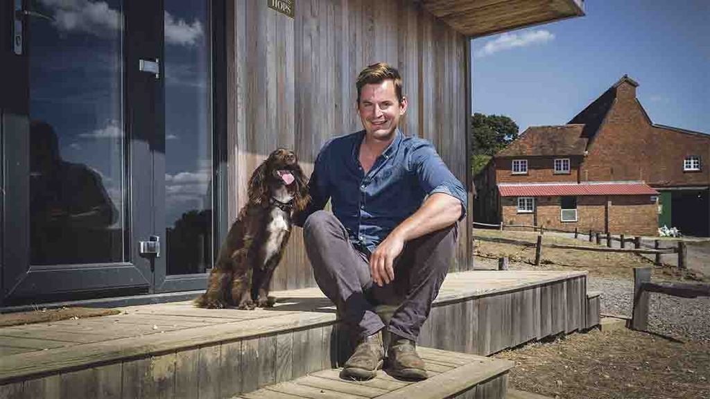 Young hop grower left the City to reinvigorate family farm