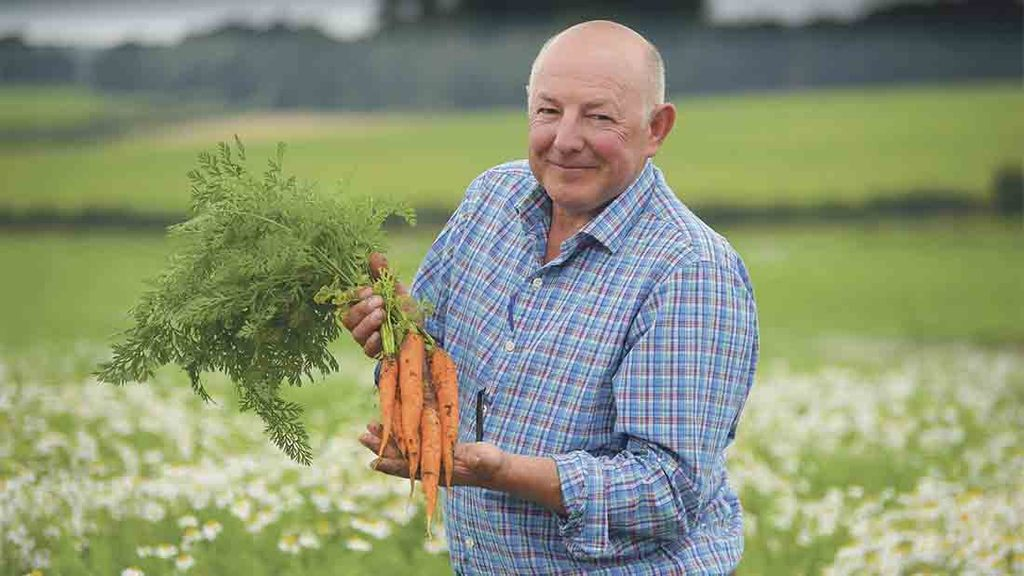 Adaptability enables tenant farmer to confront changing times
