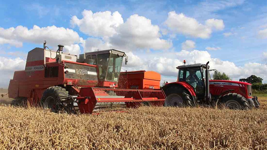 User story: MF combine reaping the benefits of TLC