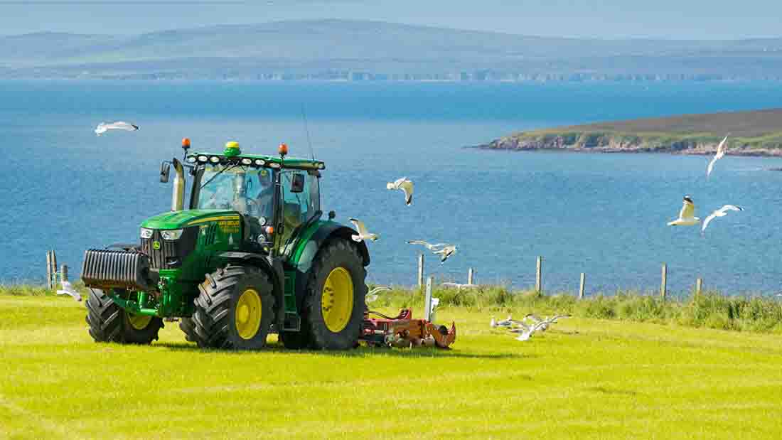 Orkney named best area in UK for quality of rural life