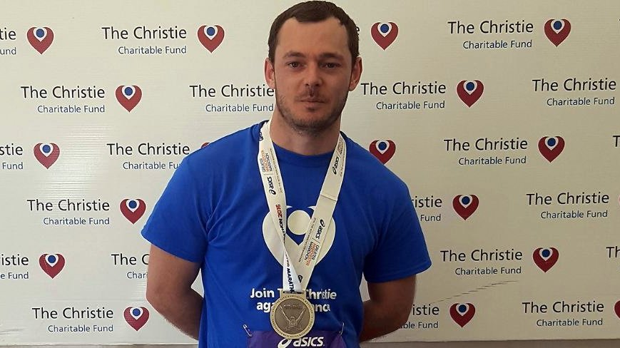FG marathon man takes on more challenges for charity