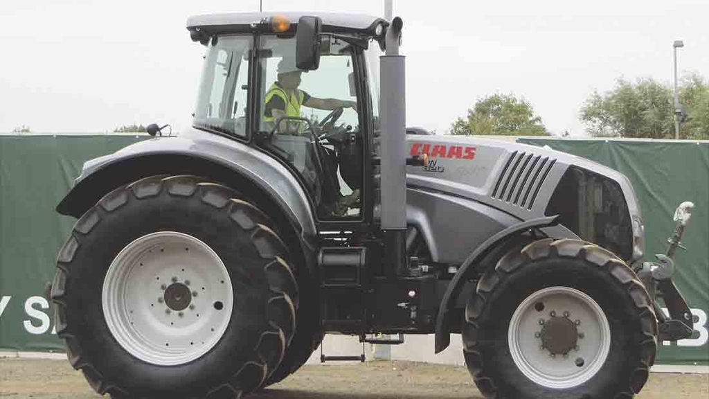 Machinery sale: Drive-through auction marks Cheffins' 20th anniversary
