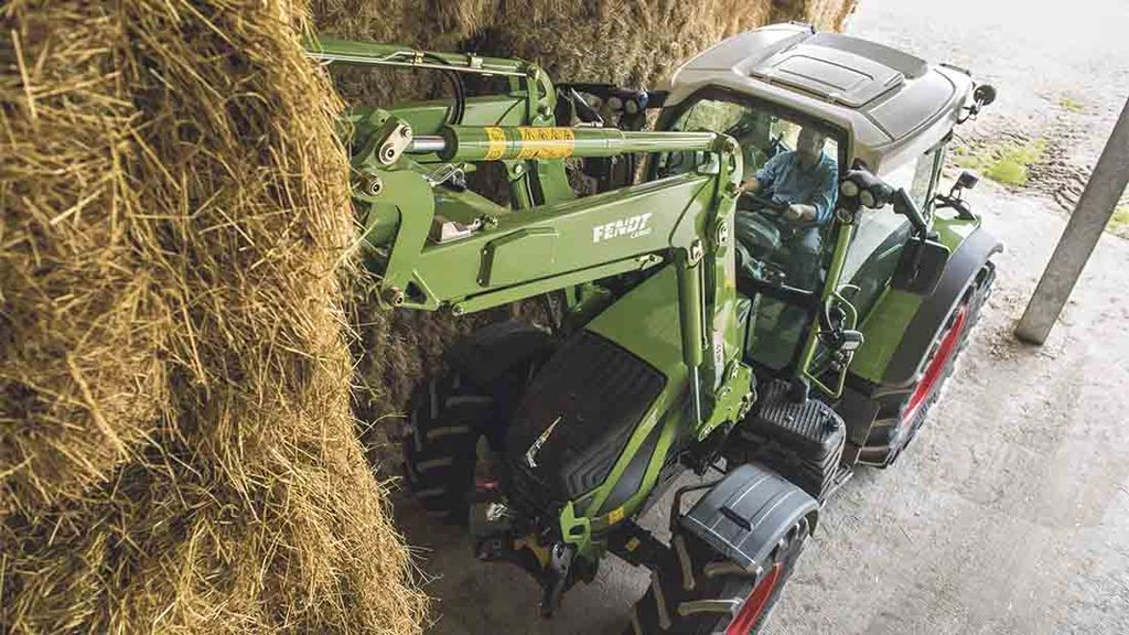 Fendt updates its 500 series tractors