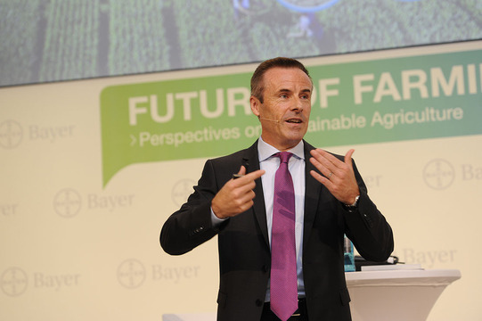 'Innovation will ensure farming has a secure future'