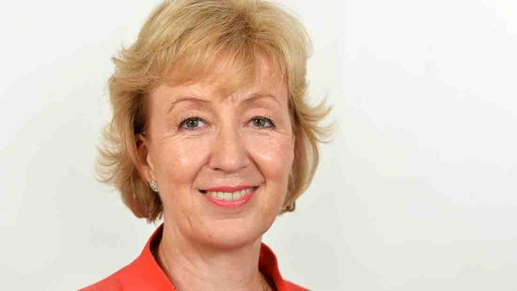 Envrionment Secretary Andrea Leadsom: Why I'm flying the flag for the GB food brand in China