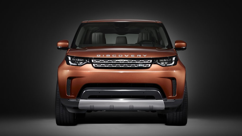Land Rover releases Discovery 5 teaser pics