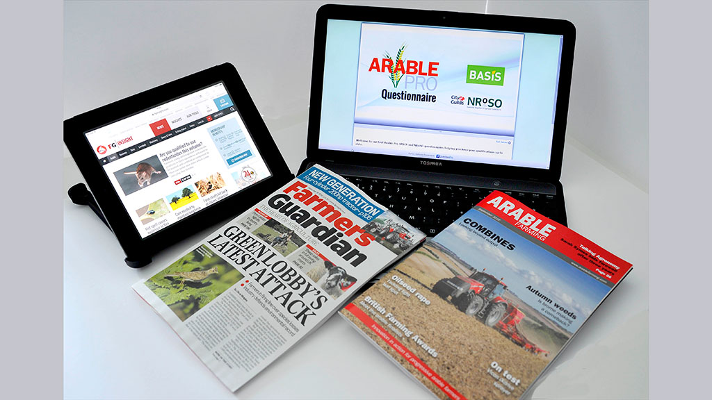 What's included in an Arable Pro subscription?