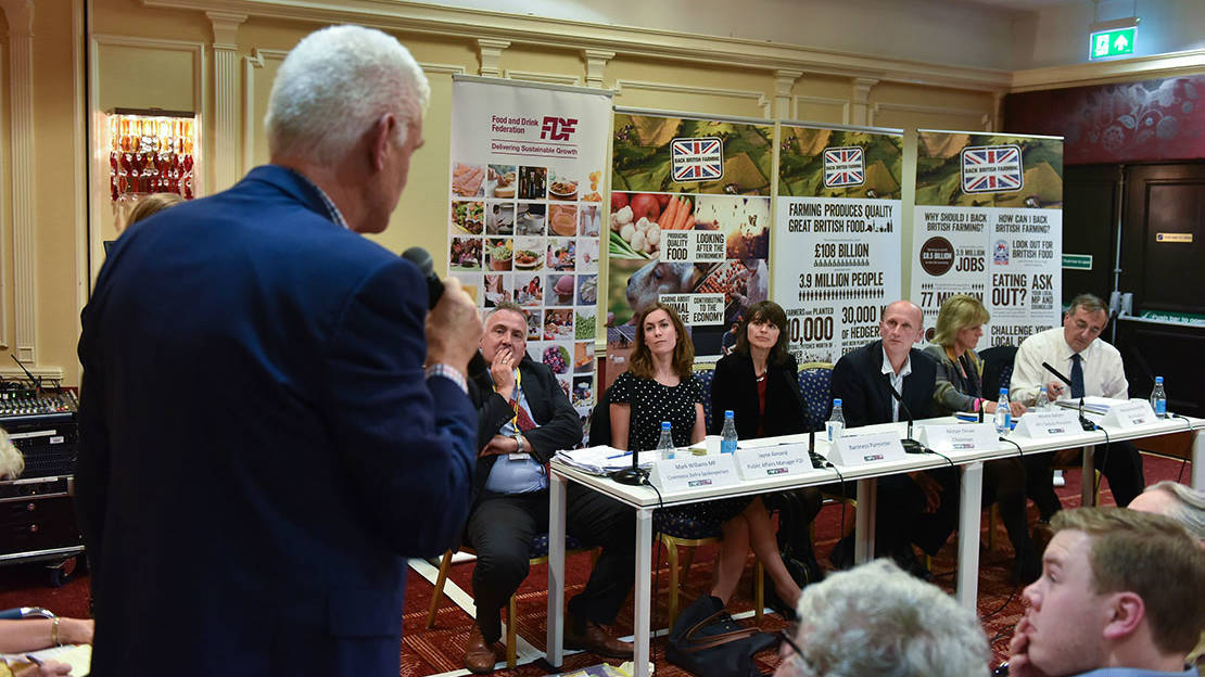 Agricultural industry 'worth at least 1 trillion pounds' to society - Lib Dem fringe event hears