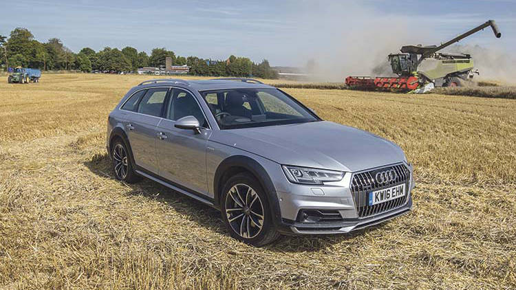On-test: Audi Allroad does what it says on the tin