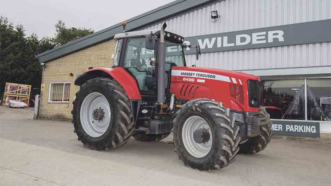 Buyer's guide: Massey Ferguson 6499 tractor