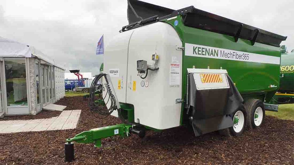 'We're excited about regaining our reputation as an innovator' - Keenan 'back on track' after takeover