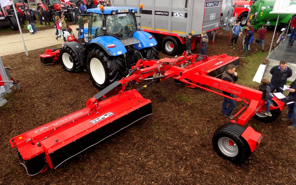 Irish Ploughing Championships 2016: Irish innovation at its best
