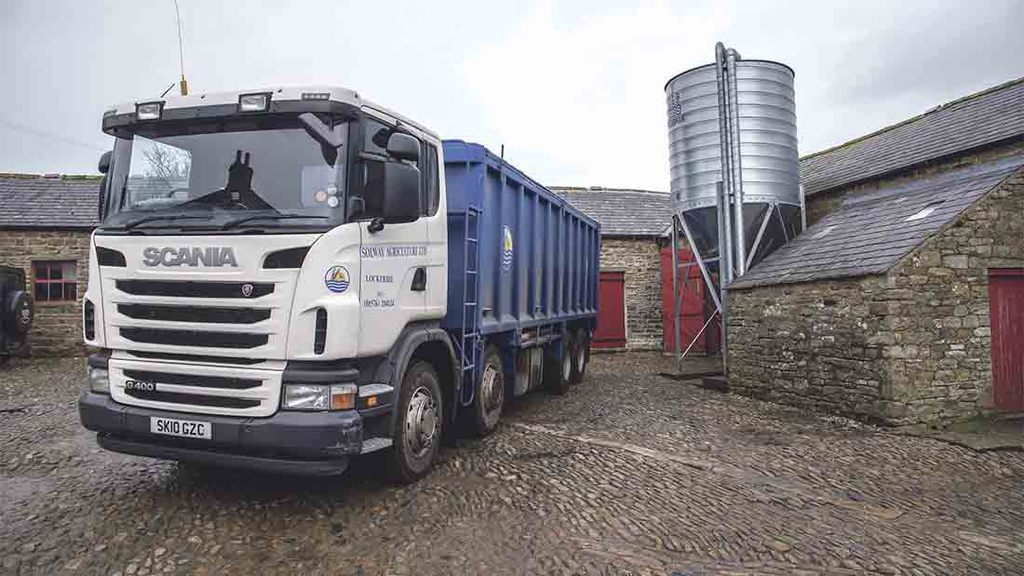 A look ahead to winter feed prices