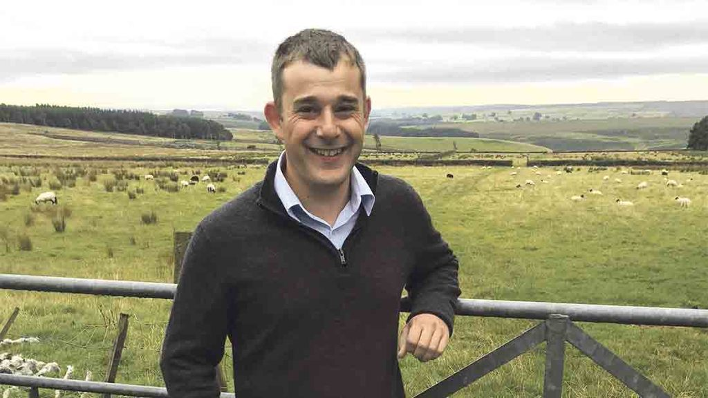 Yorkshire farmer wins opportunity to live his dream
